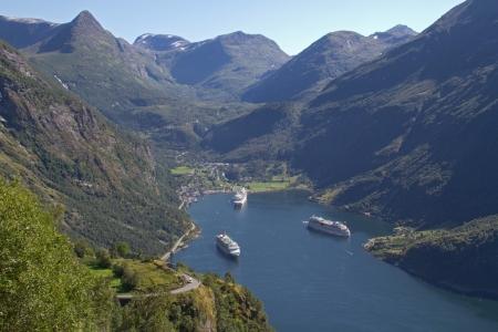 Crociere nei fiordi norvegesi