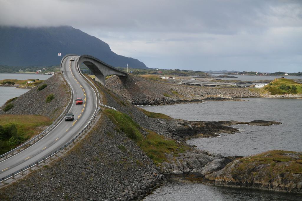 Viaggiare in macchina per la Norvegia