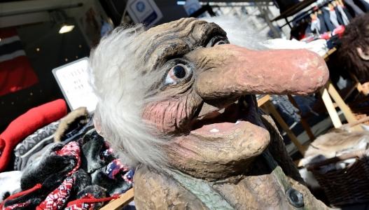 troll-norvegese